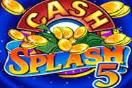 CashSplash 5 Reel Microgaming
