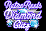 Retro Reels Diamond Glitz Microgaming