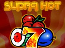 Азартный игровой слот Супра Хот в Фараон